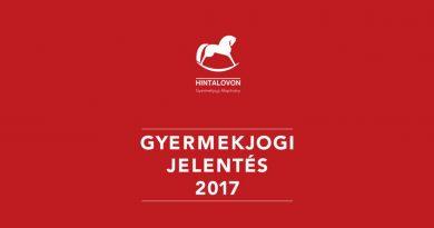 gyermekjogi jelentés 2017