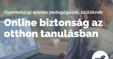 Otthoni tanulás, online biztonság
