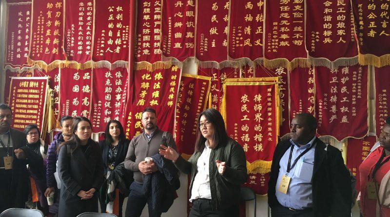 Pekingben díjazták a Hintalovon gyermekjogi munkáját