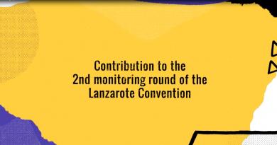 A Gyermekjogi Követek tavasztól kezdve részt vettek a Lanzarote egyezményhez tartozó 2018-as jelentéstételben